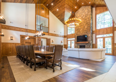 Deep Creek Lake Luxury Custom Home