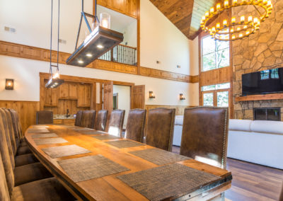 Deep Creek Lake Luxury Custom Home