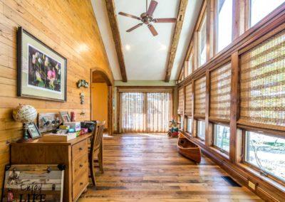 Custom Timber Home